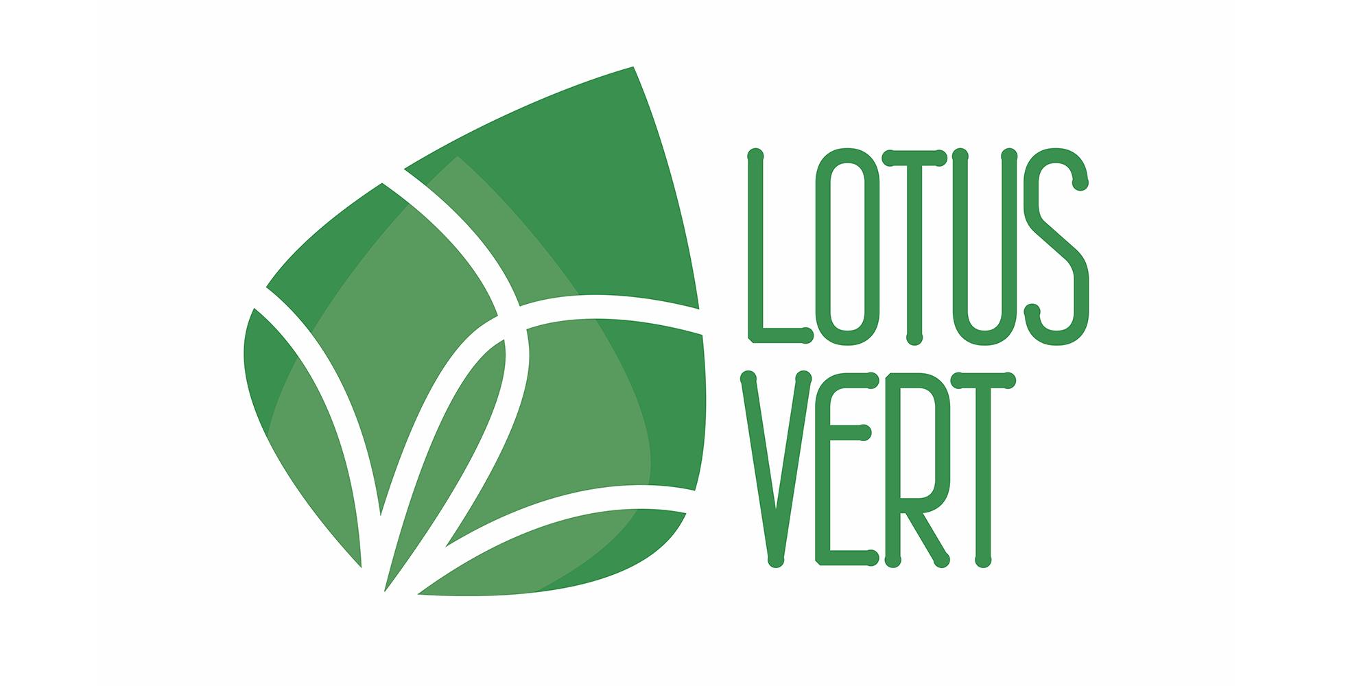 Logo Lotus Vert