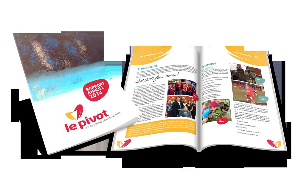 Rapport Annuel LePivot