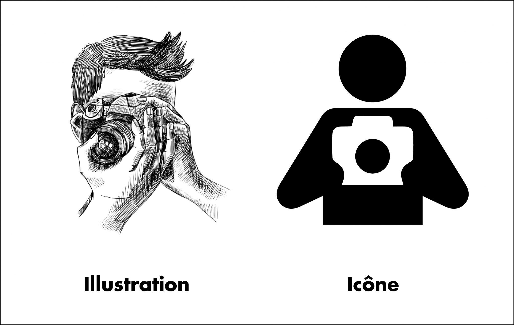 Illustrateur vs graphiste