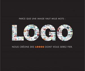 Exemples création logos par Pro-Actif