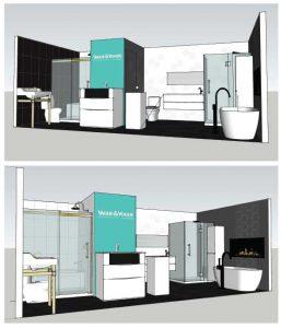 Kiosque 3D graphisme