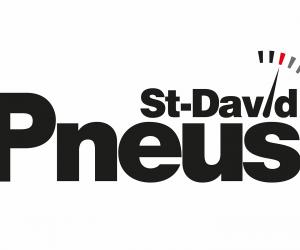 Logo Pneus St-David