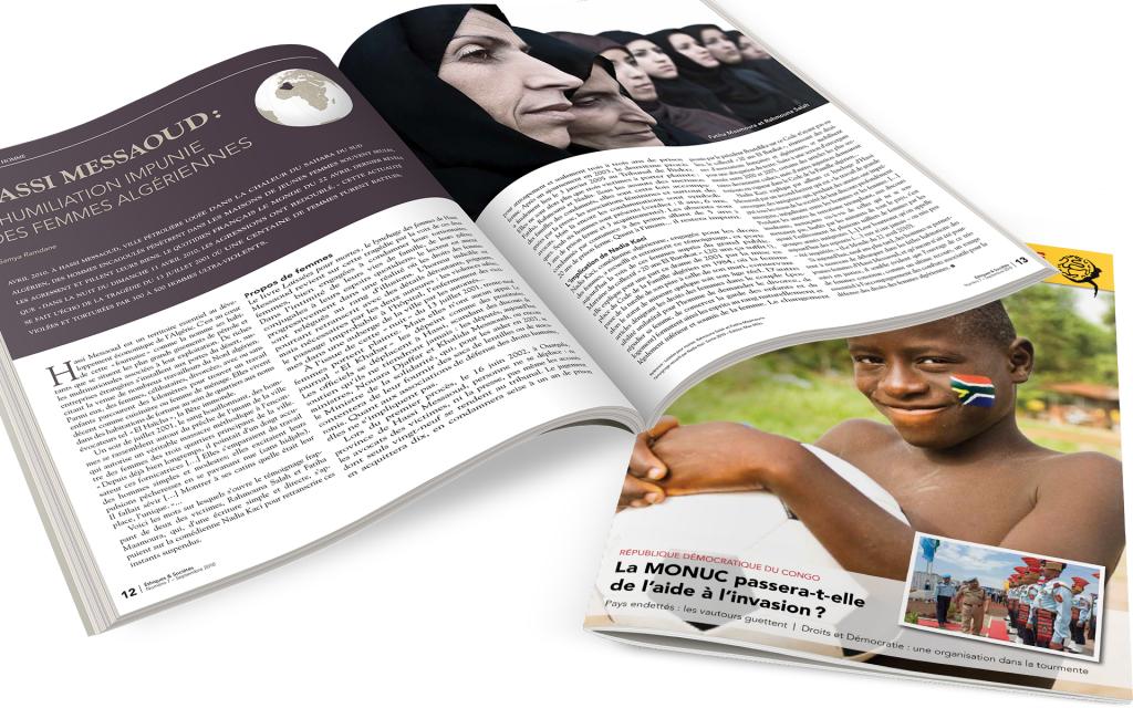 Magazine Ethique et Societe