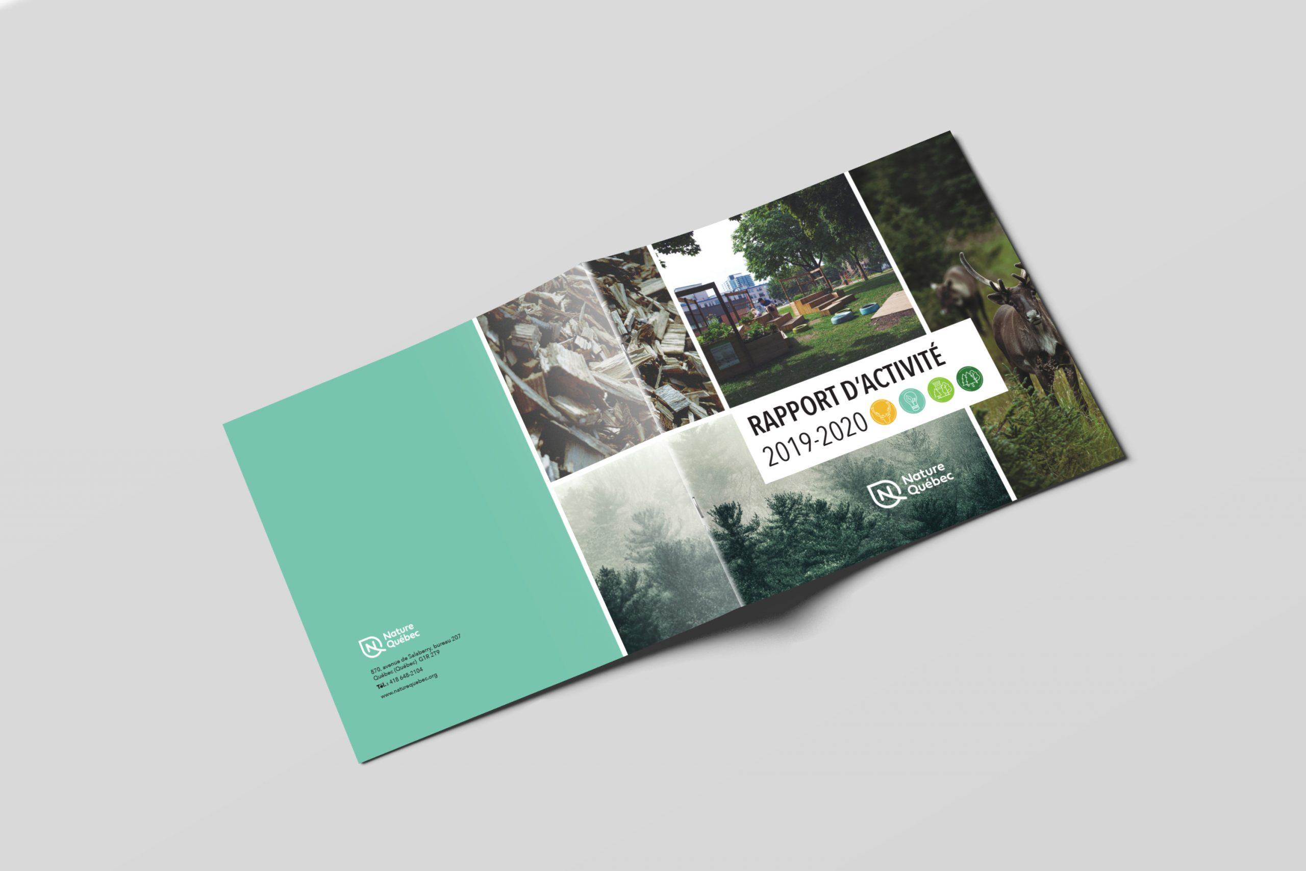 Rapport annuel Nature Québec