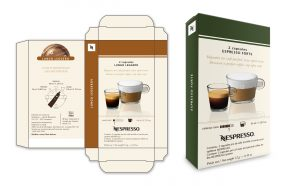 Packaging Nespresso