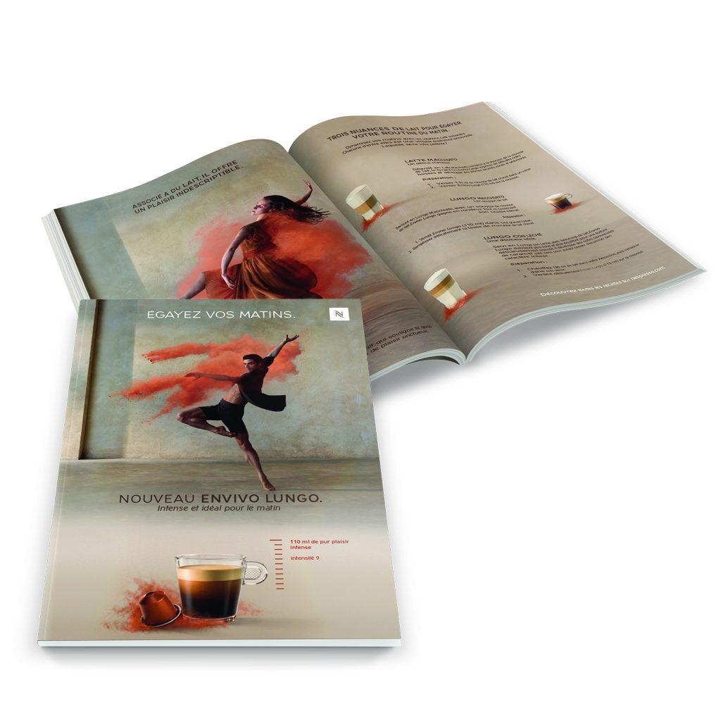 Brochure Nespresso