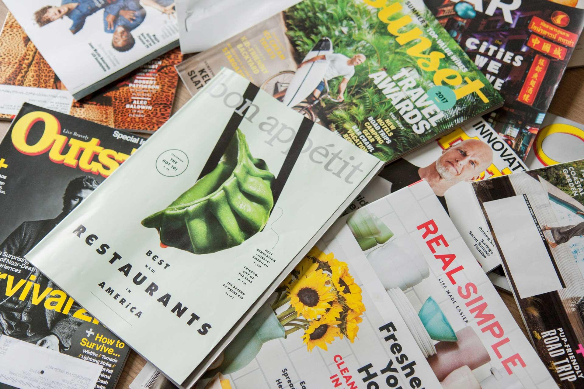 Pro-Actif - Projet de magazine