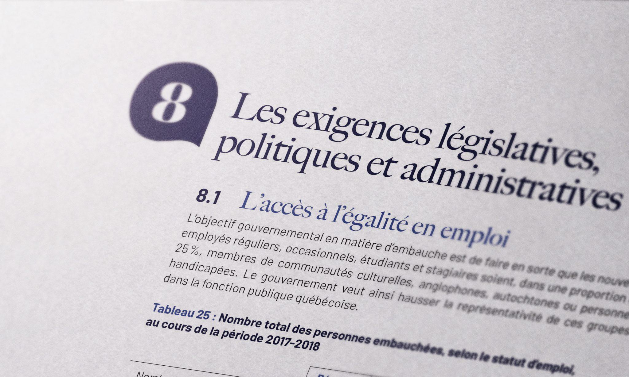 Rapport annuel: Régie du logement du Québec