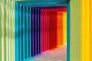 choix couleurs design graphique