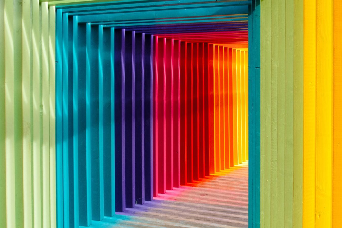 Les Couleurs Qui Se Marient Avec Le Vert le choix des couleurs en design graphique